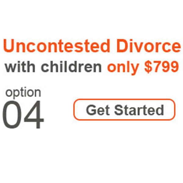 Uncontested Divorce With Children